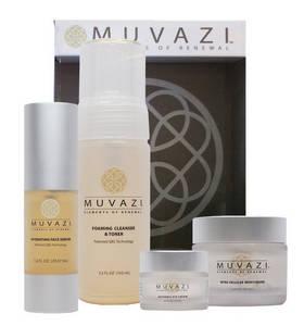 Wholesale skin care: M U V A Z I  Renewal Skin Care System
