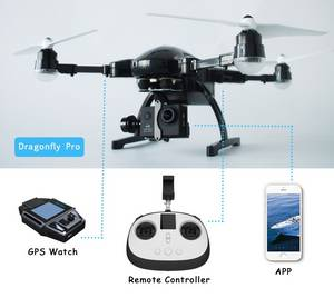 Wholesale wifi mobile phone: High Quality Follow Me Photography Drone with 4K 1080P Camera and WiFi Connect To Mobile Phone APP