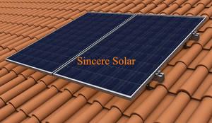 Wholesale brackets: Tile Roof Solar Mounting Bracket System