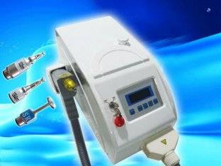 Sell portable tattoo removal laser device