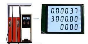 Wholesale fuel dispenser: LCD for Fuel Dispenser
