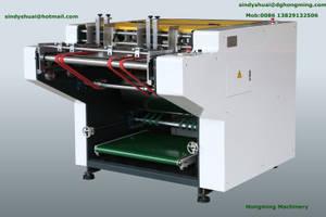Wholesale jewellery set: Automatic Rigid Box  Grooving Machine(HM-1200D)