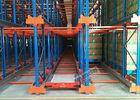 Wholesale raw bolt: Blue Q235 Steel Storage Shelving And Racking Systems IP65 With 16X2 LCD Display