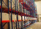 Wholesale guide rail: 4 PU Wheel Type High Density Mobile Storage Pallet Racks 24 Tons Per Unit Rail Guided