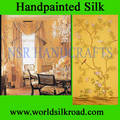 Sell hand painted Silk Wallpaper