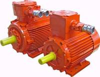 Three Phase Explosion-Proof Motor with ATEX Certificate