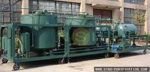 Wholesale waste engine oil: Waste Engine Oil Recycling To Diesel Machine