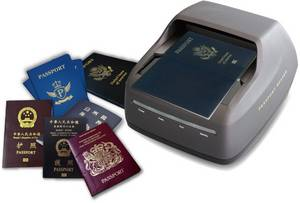 Wholesale document: Travel Document Reader with ICAO9303 Standard