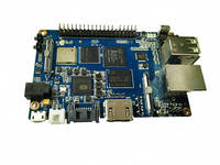 New Bpi-M3,Welcome To Buy Banana Pi M3 Octa Core,1Ghz ARM7