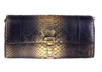 Sell Snake Skin Leather Clutch for Women