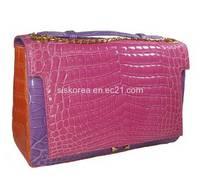 Sell Luxury Crocodile Leather Handbag for Women