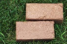 Wholesale coconut block: Quality Coconut Peat Block