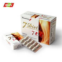 Super Fat Burning New 7 Diet Pills Weight Loss Capsule