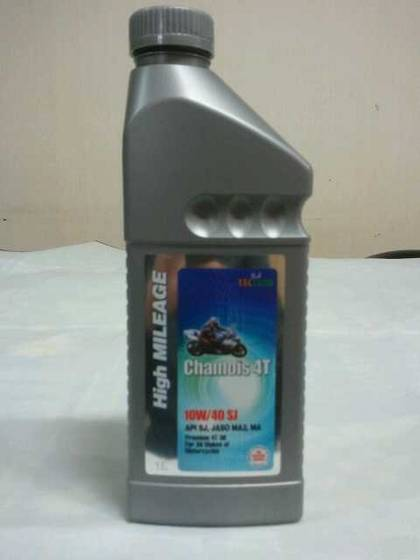 Sell Motorcycle oil