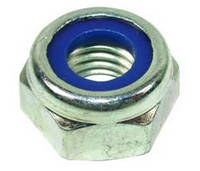 Sell DIN 985 NYLON INSERT LOCK NUT
