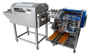 Wholesale Binding Machines: PBKSPF-270A Automatic Hardcover Punching and Folding Machine