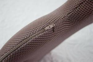 Wholesale Cushion: Visco Foam Coccyx Orthopedic Comfort Seat Cushion (10 Lbs Memory Foam - Highest Density in Market)