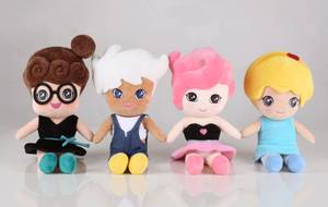 Wholesale Stuffed & Plush Toys: Tingglees' Doll