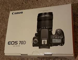 Wholesale y: Original Canon EOS 7D 18.0MP Digital SLR Camera Black Buy 2unit Get 1unit Free