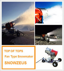 Wholesale emission test equipment: Snow Making Machine (Fan Type)