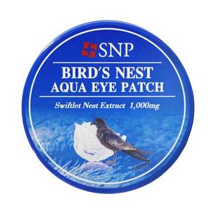 Wholesale eye patch: SNP Birds Nest Aqua Eye Patch
