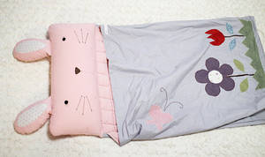 Wholesale handmade pillow: SOABE in the Garden Nap Mat