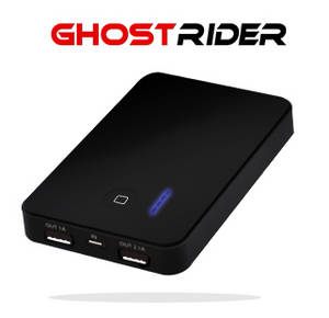 Wholesale battery pack: Ghost Rider 5000mAh Portable Power Bank Pack External Battery Backup Charger