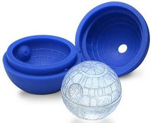 Wholesale cake decorating tips: Star Wars Death Star Ice Cube Silicone Tray, Silicone Earth Global Ice Ball
