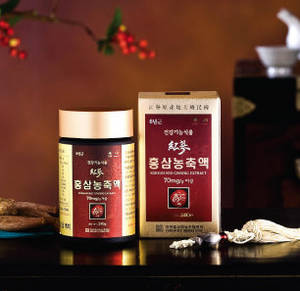 Wholesale korean red ginseng extract products: Red Ginseng Extract(Korean Red Ginseng Product)