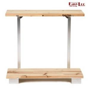Wholesale Other Kitchen Storage & Organization: Multi-use DIY Cedar Wood 2-Floor Attachment Shelf for Kitchen, Bathroom, Living Room