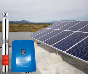Wholesale sea water desalination system: Large Capacity Stainless Steel Solar Water Pump for Deep Well Irrigation