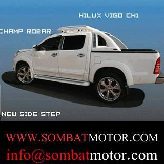 Toyota Hilux Vigo - Sombat Motor Co.,Ltd.