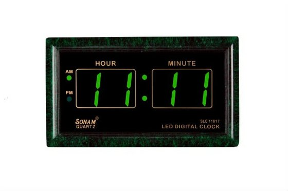 led digital wall clock led digital wall clock