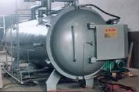 Vacuum Excluding Glue Furnace