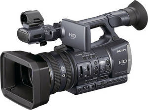 Wholesale headphone: Sony HDR-AX2000 Handycam HD Professional Digital Camcorder