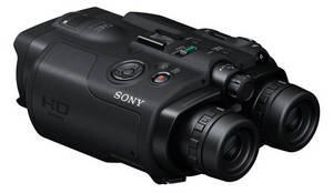 Wholesale d: Sony DEV-5 3D Digital Recording Binoculars - 20x Zoom