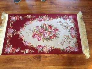 Wholesale tapestry: Aubusson Prayer  Rug