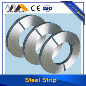 Wholesale Steel Strips: Steel Strapping Band Steel Packing Strip Metal Banding Strap