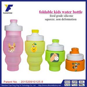 Wholesale Bottles: Custom Cartoon Decal Water Bottles for Kids