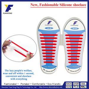 Wholesale Shoelaces: Custom Colorful Shoe Laces Flat Silicone Shoe Laces for Kids