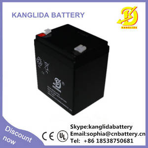 Wholesale the battery: The High Power Sealed Electric Scale Battery 12v4.5ah Power Battery Solar System