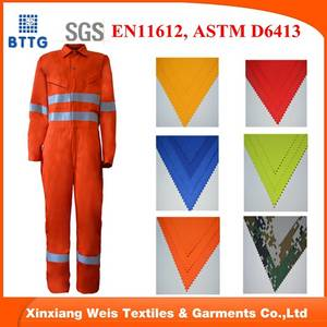 Wholesale Uniforms & Workwear: Flame Retardant Coverall Workwear for Welding