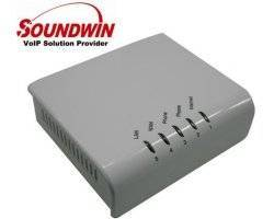 Wholesale voip ata/gateway: Soundwin ATA
