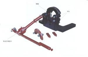 Wholesale brake part: Brake Device for Electric Locomotive Spare Part for Mining Locomotive