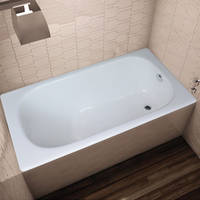 NH-008 Drop-in Cast Iron Bathtub