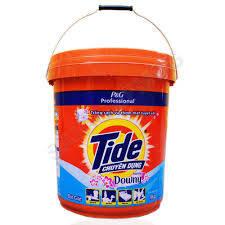 Wholesale vietnam: Tide Plus Downy Powder Detergent 9 Kg in Bucket P&G in Vietnam