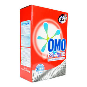 Wholesale packing box: High Quality Chemical Packing Bag for Omo Washing Powder