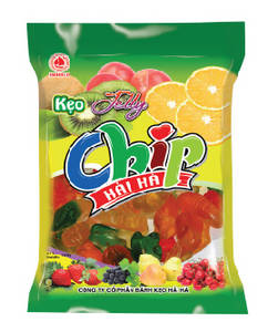 Wholesale g: Jelly Chip Chip 100g