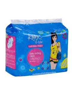 Wholesale tampon: Kotex Tampons Made in Viet Nam