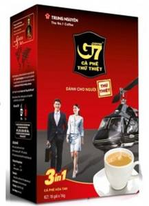 Wholesale korea: G7  3 in 1 - 18 Stick*16g/ Box
